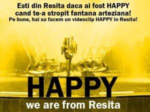 """""""Happy"""" în Reşiţa – avanpremieră"""