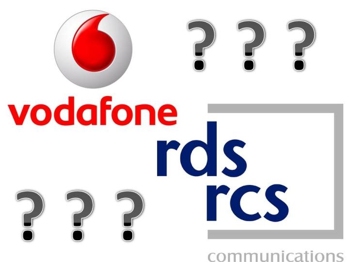 Vodafone va prelua RCS&RDS