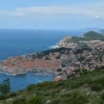 locuri de vizitat - cetatea Dubrovnik