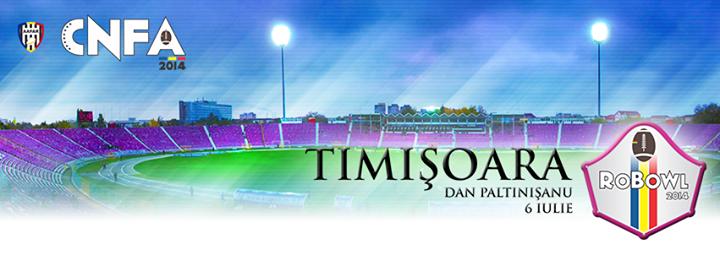 CNFA 2014 - stadionul Dan Paltinisanu