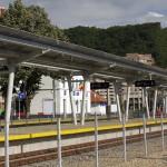 Gara Reşiţa Sud - peroane
