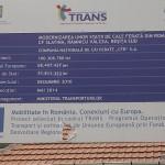 Gara Reşiţa Sud - proiect european
