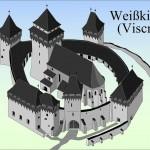 Planul Bisericii fortificate din satul Viscri