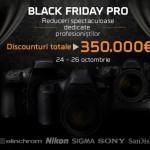 Black Friday pentru profesionişti pe 24 Octombrie 2014
