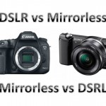 DSLR vs Mirrorless sau lupta orgoliilor