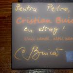 CD+ Cristi Buica - bilanţ 2014