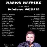 Primăvara Hoinară – un nou turneu marca Marius Matache