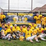 Mureş Monsters în CNFA 2015