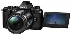 Mirrorless Olympus OM-D E-M5 Mark II