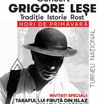 Concertul lui Grigore Leşe a fost anulat