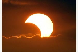 eclipsa de soare 2015