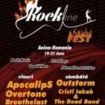 RockLine Fest – Anina, 19-21 iunie 2015