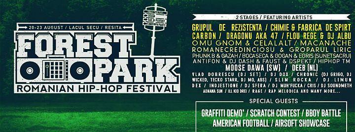 Szeku Forest Park Festival