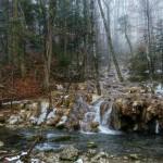 Cascade pe valea Beuşniţa