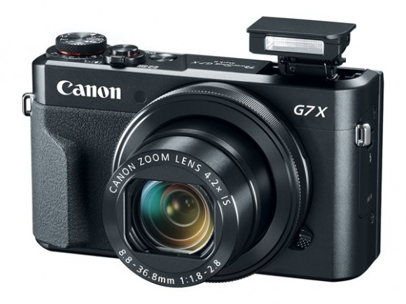 Canon G7x Mark-II