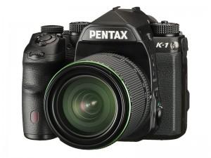 Pentax K1 intră în familia Full Frame