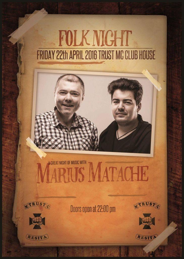MARIUS MATACHE şi albumul ALCHIMIE