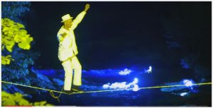 """Light Line"" – un reportaj pentru Deutsche Welle"