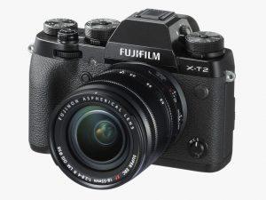 Fujifilm X-T2 – un nou mirrorless de la Fuji