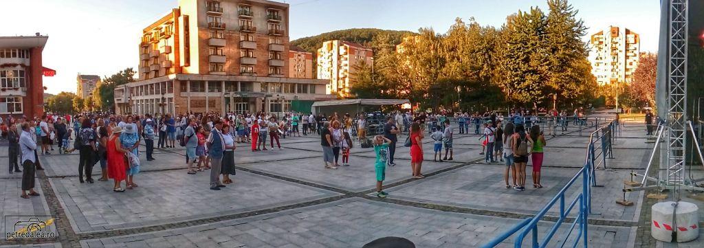 Ziua Diasporei la Reșita 15 august 2016 - panorama