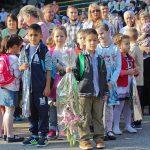 Prima zi de şcoală