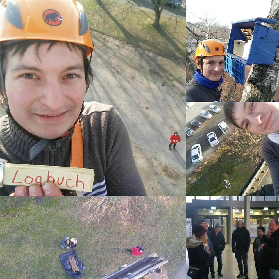 Radu Clapa - Geocaching din Danemarca până în România pe bicicleta
