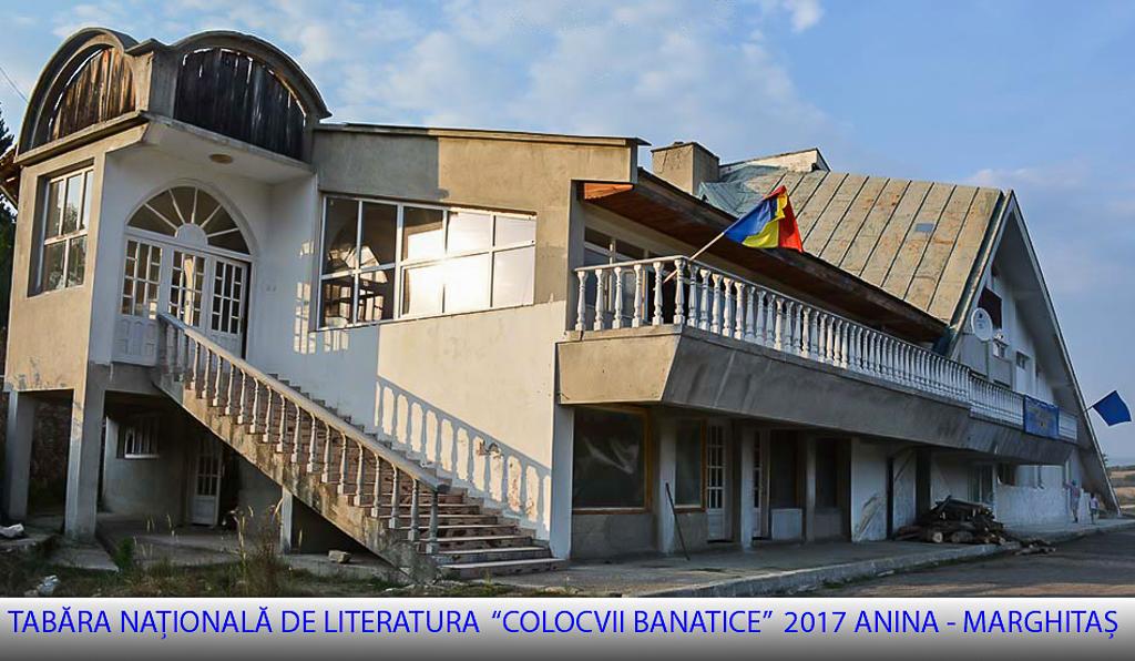 """Tabăra Națională de Literatură""""COLOCVII BANATICE"""""""