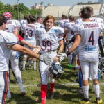 CNFA 2018 – Timișoara 89ers vs. Mureș Monsters (35 – 7)