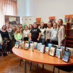 """Finala concursului de lectură ,,Bătălia cărţilor"""", ediția a V-a"""