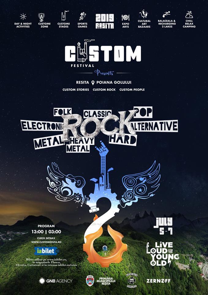 Custom Festival Resita 2019