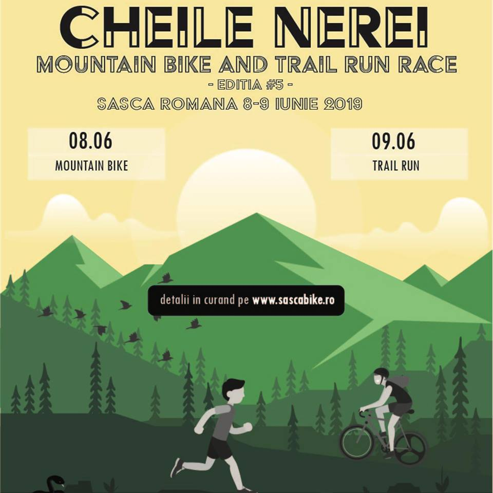 Cheile Nerei MTB & Trail Run Race 2019