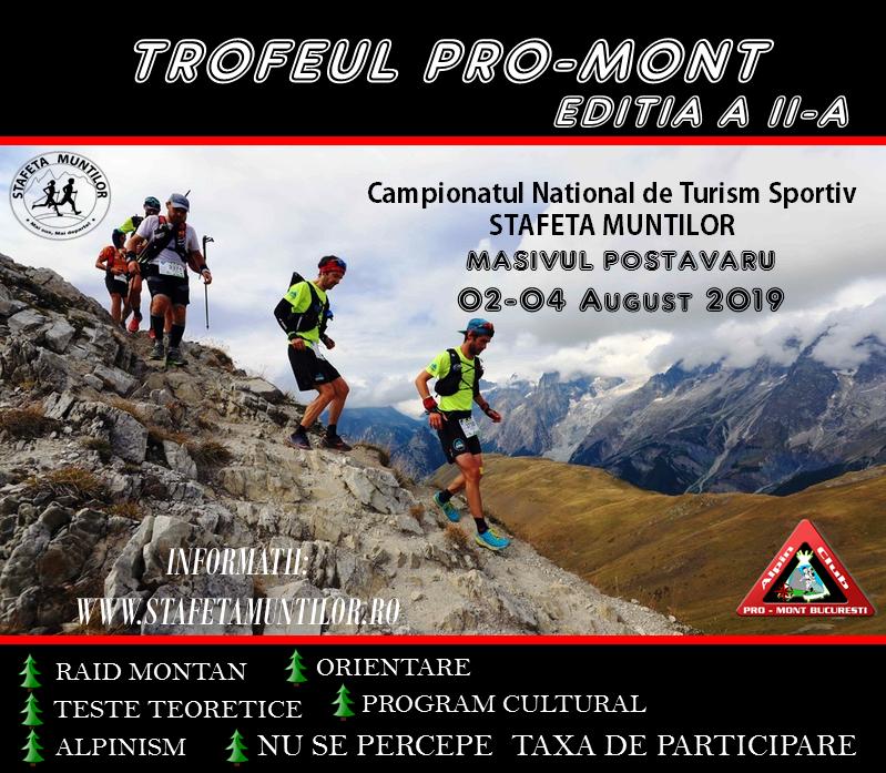 Alpin Club PRO-MONT vă invită în Masivul Postăvaru