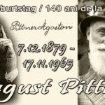 August Pittner – O personalitate reșițeană