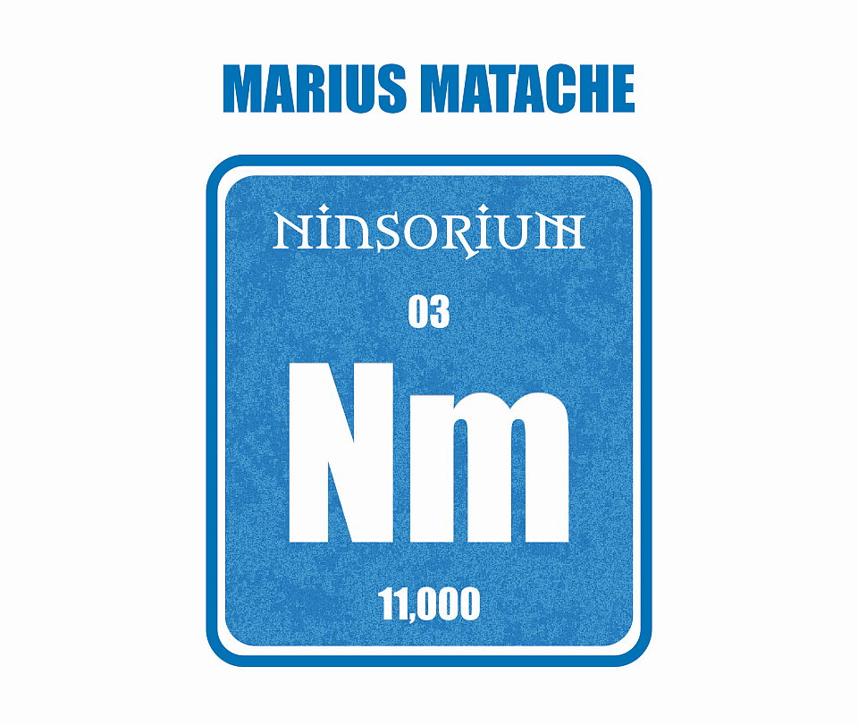 NINSORIUM - un nou element chimic