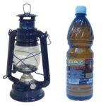 Gaz lampant pentru mai multe intrebuintari cum ar fi lampile de gradina si torte decorative!