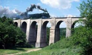 Semeringul Banatean - Viaductul Jitin