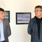 """Expoziţia de fotografie """"Impresii şi momente"""" - Flavian Savescu şi Matei Mircioane"""