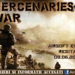 """Război la Reşiţa – """"Mercenaries War"""""""
