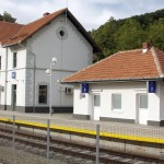Gara Reşiţa Sud - grup sanitar