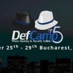 DefCamp 2014 – hacking & INFOSEC în România