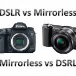 DSLR vs Mirrorless sau lupta orgoliilor