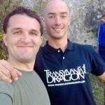 Transylvania Dragon Sabin Dorohoi si Flaviu Cernescu