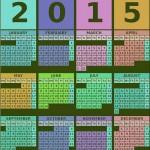Zile libere în 2015 = 13 ? Nu se poate aşa ceva …