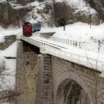 Anina -Viaductul Schlucht