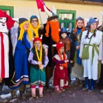 Fasching Celnic - ANINA 2015