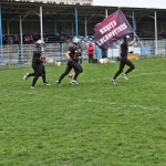 CNFA 2015 – Locomotives vs Crusaders