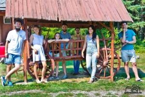 echipa Zig Zag prin România