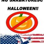Sunt român si nu sărbătoresc Halloweenul