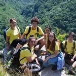 Exploratori ai sălbăticiei în Carpații din Sud-Vestul României