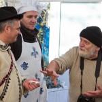 Concurs de făcut cârnaţi la Buziaş